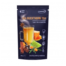 Gulfstream SEA BUCKTHORN TEA 50g x12 pcs.