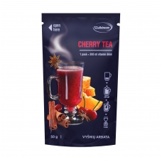 Gulfstream CHERRY TEA 50g x12 pcs.