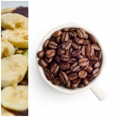 GURMAN'S BANANA flavoured coffee beans