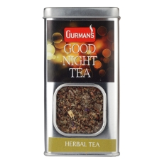 GURMAN'S GOOD NIGHT TEA, žolelių arbata 60g