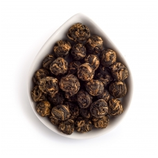 GURMAN'S BLACK DRAGON PEARLS black tea