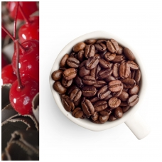 GURMAN'S CHOCOLATE-CHERRY flavoured coffee beans