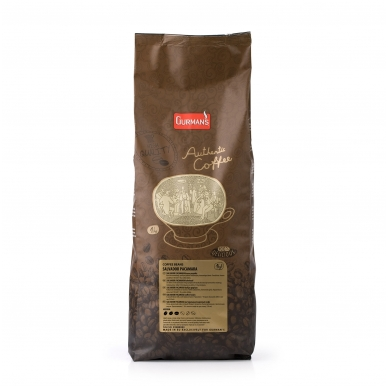GURMAN'S SALVADOR PACAMARA coffee beans